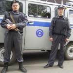 Сотрудники вневедомственной охраны