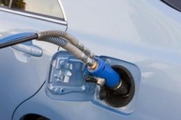 Стоимость газа для заправки автомобилей в 2017 году по России
